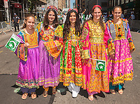 Pakistani Independence Day Parade