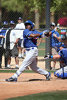 Johan Mieses - Los Angeles Dodgers 2016 spring training (Bill Mitchell)