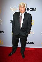 04 October 2017 - Los Angeles, California - Jay Leno. CBS &quot;The Carol Burnett Show 50th Anniversary Special&quot;. <br /> CAP/ADM/FS<br /> &copy;FS/ADM/Capital Pictures