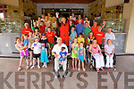 Pictured at the start of the Ita Barry Memorial MS 5K Walk at the Carlton Hotel on Sunday.