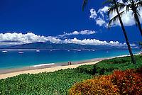 Kaanapali Beach, Maui.