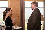 Media Visit To Hunter Lodges<br /> Celtic Manor Resort<br /> <br /> 19.03.15<br /> &copy;Steve Pope - FOTOWALES