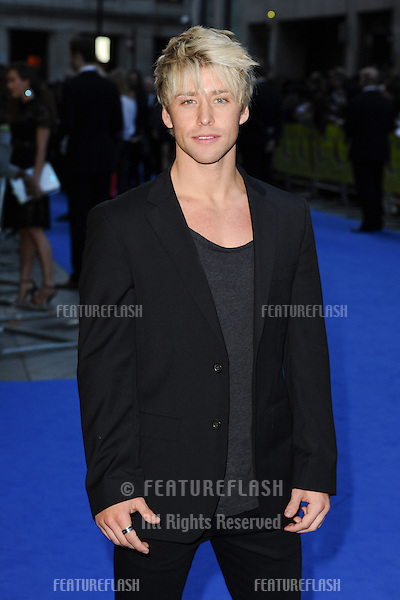 """Mitch Hewer arriving for the """"Filth"""" premiere at the Odeon Leicester Square, London. 30/09/2013 Picture by: Steve Vas / Featureflash"""