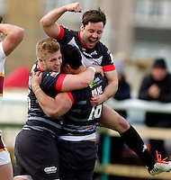 London Broncos v Batley Bulldogs 10-4-16