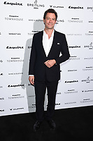 LONDON, UK. October 16, 2019: Dominic West arriving for the Esquire Townhouse 2019 launch party, London.<br /> Picture: Steve Vas/Featureflash