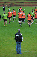 120215 Super 15 Rugby - Hurricanes Training