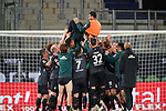 Sport: nphgm001: Fussball: 1. Bundesliga: Saison 19/20: Relegation 02; 1.FC Heidenheim vs SV Werder Bremen - 06.07.2020<br /> <br /> Foto: gumzmedia/nordphoto/POOL <br /> <br /> DFL regulations prohibit any use of photographs as image sequences and/or quasi-video.<br /> EDITORIAL USE ONLY<br /> National and international News-Agencies OUT.