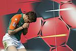 Ivan Klasnic - dreimal die Woche zur Blutwaesche - so lautet die Diagnose beim ehemaligen Werder Stuermer. Ivan ist auf eine neue Niere angwiesen - die von seinem Vater 2007 transplantierte Niere arbeitet nicht mehr. Nun wartet er auf eine neue Niere<br /> Archiv aus: <br />  BL 2003/2004 - 31. Spieltag<br /> <br /> Werder Bremen vs. Hamburger SV<br /> <br /> Ivan Klasnic von Werder Bremen nach seinem Tor zum 3:0 fuer die Bremer.<br /> <br /> Foto © nordphoto -