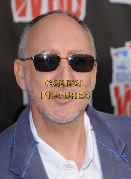 PETE TOWNSEND of The Who .attends The VH1 Rock Honors, honoring The Who held at The Pauley Pavillion at UCLA in Westwood, California, USA, July 12th 2008.                                                                     .portrait headshot sunglasses beard stubble .CAP/DVS.©Debbie VanStory/Capital Pictures