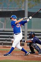 Jordan Petraitis - AZL Cubs - 2009 Arizona League.Photo by:  Bill Mitchell/Four Seam Images..