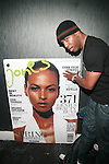 DJ Whoo Kid Attends JONES MAGAZINE PRESENTS SACHIKA TWINS BDAY BASH at SL, NY 12/12/11