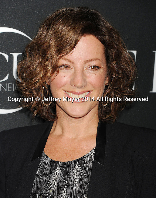HOLLYWOOD, CA- APRIL 22: Singer Sarah McLachlan arrives at ELLE's 5th Annual Women In Music concert celebration at Avalon on April 22, 2014 in Hollywood, California.