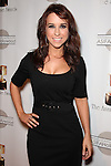 LACEY CHABERT. Red Carpet arrivals to the 37th Annual Annie Awards Gala at Royce Hall on the UCLA campus. Los Angeles, CA, USA. February 6, 2010.