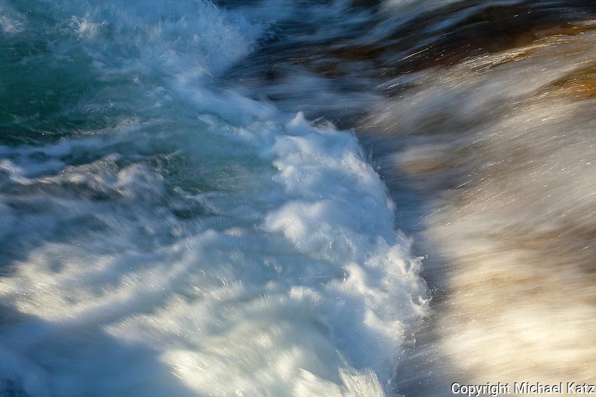 Rushing Stream 2, Lyell Fork