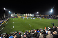 A general view of the Recreation Ground. Aviva Premiership match, between Bath Rugby and Newcastle Falcons on November 15, 2014 at the Recreation Ground in Bath, England. Photo by: Patrick Khachfe / Onside Images