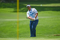 Kiradech Aphibarnrat (THA) chips on to 1 during round 3 of the World Golf Championships, Mexico, Club De Golf Chapultepec, Mexico City, Mexico. 3/3/2018.<br /> Picture: Golffile | Ken Murray<br /> <br /> <br /> All photo usage must carry mandatory copyright credit (&copy; Golffile | Ken Murray)