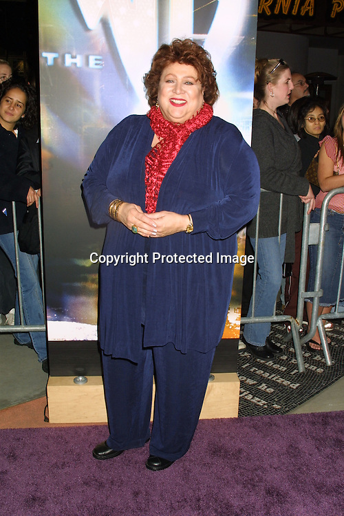 2003 KATHY HUTCHINS / HUTCHINS PHOTO.Warner Brother TV Winter Television Critics Association.PARTY.JANAUARY 11, 2003.HOLLYWOOD, CA...LIZ TORRES