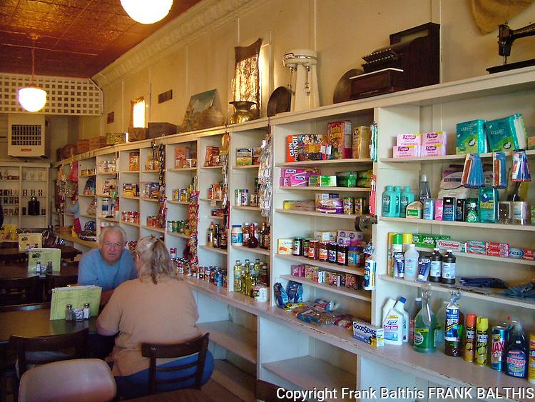 General Store interior in Randsburg