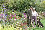 Patrick and Patricia Barrow in one of the areas of their gardens where filming for  'Astérix and Obélix: God Save Britannia' took place...(Photo credit should read Jenny Matthews www.newsfile.ie)....This Picture has been sent you under the conditions enclosed by:.Newsfile Ltd..The Studio,.Millmount Abbey,.Drogheda,.Co Meath..Ireland..Tel: +353(0)41-9871240.Fax: +353(0)41-9871260.GSM: +353(0)86-2500958.email: pictures@newsfile.ie.www.newsfile.ie.