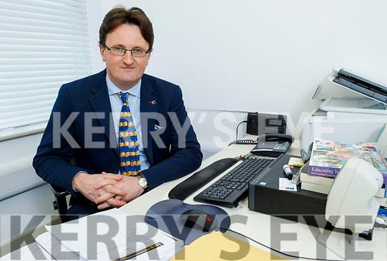 CEO, Noel Spillane in SKDP in Killorglin on Monday.