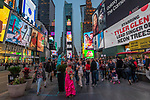 USA, New York, Manhattan, Times Square