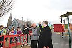 Dunleer Playground opening