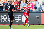 Bayern Munich Midfielder Franck Ribery in action during the 2017 International Champions Cup China  match between FC Bayern and AC Milan at Universiade Sports Centre Stadium on July 22, 2017 in Shenzhen, China. Photo by Marcio Rodrigo Machado / Power Sport Images