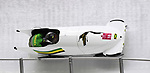 21/02/2018 - Womens bobsleigh - Olympic sliding centre - Alpensia - Pyeongchang 2018 - Korea