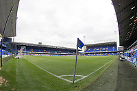 A general view from the corner flag at Portman Road during Ipswich Town vs Sunderland AFC, Sky Bet EFL League 1 Football at Portman Road on 10th August 2019