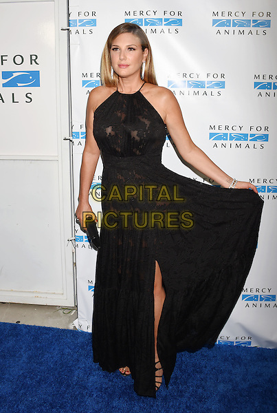 CULVER CITY, CA - AUGUST 29: TV Host Daisy Fuentes attends The Hidden Heroes Gala presented by Mercy For Animals at Unici Casa on August 29, 2015 in Culver City, California.<br /> CAP/ROT/TM<br /> &copy;TM/ROT/Capital Pictures