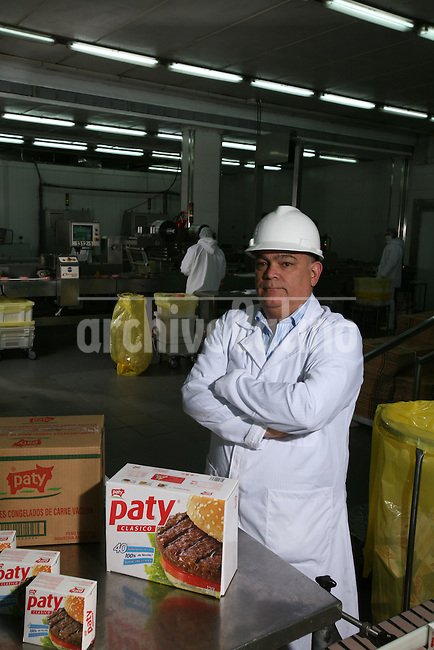 Renato Ferreira, presient of Quick Food of Argentina, the main producer of hamburguers and one of the more important beef exporters of the country. Quick Food belongs to Brazil group Marfrig.