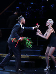 "Cuba Gooding Jr. returns to Broadway in ""Chicago"" with Amra-Faye Wright on October 9, 2018 at the Ambassador Theatre in New York City."