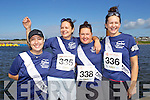 from left Monika Mikolayczuk, Matgorata Tomcreek, Morta Nowak and Joanna Kelly pictured at the Rose of Tralee International 10k Race in Tralee on Sunday.