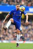 2nd December 2017, Stamford Bridge, London, England; EPL Premier League football, Chelsea versus Newcastle United; Daniel Drinkwater of Chelsea