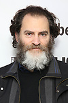 """Michael Stuhlbarg attends the """"Sea Wall / A Life"""" opening night at The Public Theater on February 14, 2019, in New York City."""