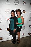 Pam and Jade Attend DJ Jon Quick's 5th Annual Beauty and the Beat: Heroines of Excellence Awards Honoring AMBRE ANDERSON, DR. MEENA SINGH,<br /> JESENIA COLLAZO, SHANELLE GABRIEL, <br /> KRYSTAL GARNER, RICHELLE CAREY,<br /> DANA WHITFIELD, SHAWN OUTLER,<br /> TAMEKIA FLOWERS Held at Suite 36, NY
