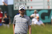 Bernd Wiesberger (AUT) on the 6th green during Friday's Round 2 of the 117th U.S. Open Championship 2017 held at Erin Hills, Erin, Wisconsin, USA. 16th June 2017.<br /> Picture: Eoin Clarke | Golffile<br /> <br /> <br /> All photos usage must carry mandatory copyright credit (&copy; Golffile | Eoin Clarke)