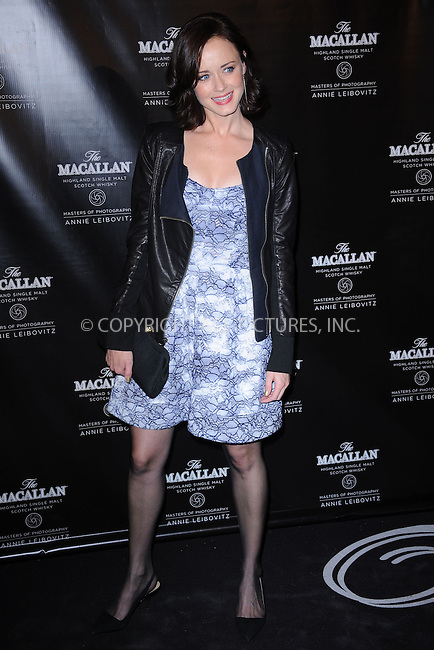 WWW.ACEPIXS.COM . . . . . .October 10, 2012...New York City....Alexis Bledel attends the US launch of The Macallan Masters of Photography collection at the Bowery Hotel on October 10, 2012 in New York City ....Please byline: KRISTIN CALLAHAN - ACEPIXS.COM.. . . . . . ..Ace Pictures, Inc: ..tel: (212) 243 8787 or (646) 769 0430..e-mail: info@acepixs.com..web: http://www.acepixs.com .