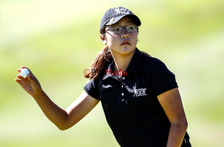 Lydia Ko, 2010. Photo: Simon Watts / BWmedia for NZ Golf<br /> All images &copy; NZ Golf and BWMedia.co.nz