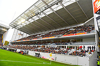 20191102 – Lens , France : Tribune Lepagnot pictured during a French Ligue 2 soccer game between Racing Club de Lens and FC Lorient , a football game on the 13th matchday in the French second league, on saturday 2 nd of November 2019 at the Stade Bollaert Delelis in Lens , France . PHOTO SPORTPIX.BE   DAVID CATRY