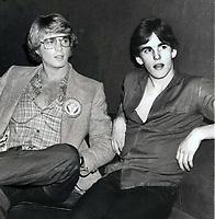 John Schneider Matt Dillon 1985<br /> Photo By John Barrett/PHOTOlink