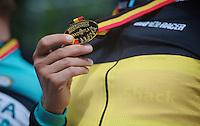 GOLD for Stijn Devolder! <br /> <br /> Belgian Championchips 2013
