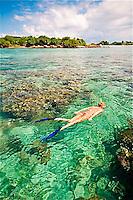 WSB- Ft. Morgan Cay  Roatan, Hounduras