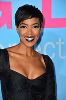 Jazmyn Simon at the premiere for HBO's &quot;Big Little Lies&quot; at the TCL Chinese Theatre, Hollywood. Los Angeles, USA 07 February  2017<br /> Picture: Paul Smith/Featureflash/SilverHub 0208 004 5359 sales@silverhubmedia.com