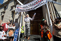 Dame Vivienne Westwood (English fashion designer, businesswoman and activist; largely responsible for bringing modern punk and new wave fashions into the mainstream, DBE, RDI).<br />