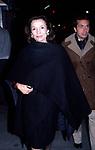 Lee Radizwill  on October 8, 1992 in New York City.