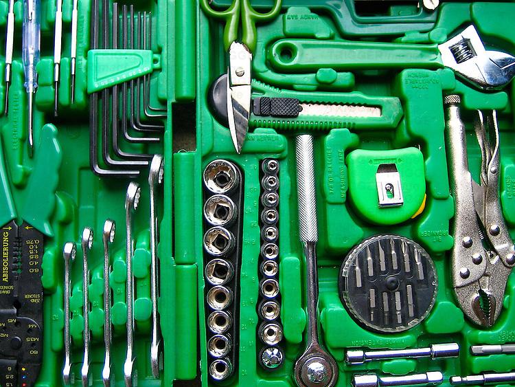 A tool box