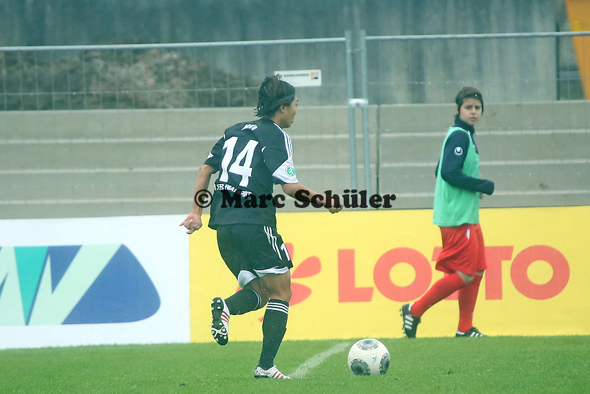 Kozue Ando (FFC) - 1. FFC Frankfurt vs. VfL Sindelfingen