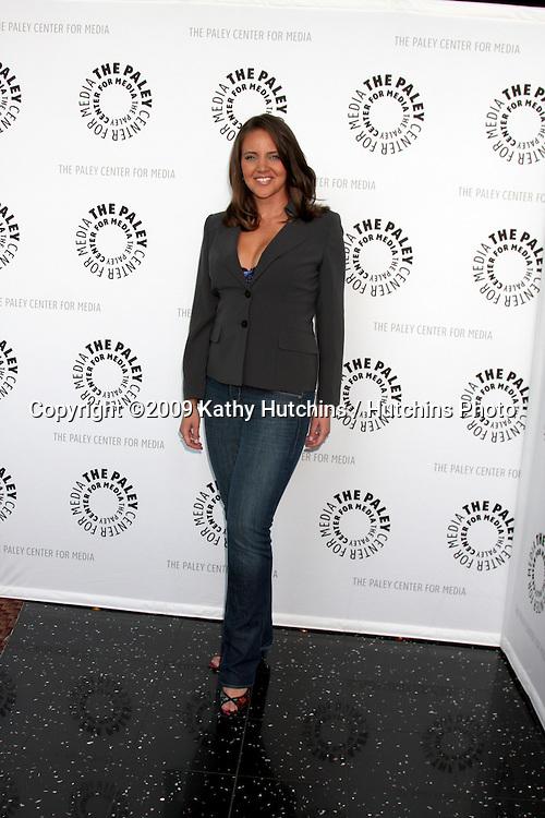 Miracle Laurie  arriving at the Dollhouse  PaleyFest09 event on April 15 ,2009 at the ArcLight Theaters in Los Angeles, California..©2009 Kathy Hutchins / Hutchins Photo....                .