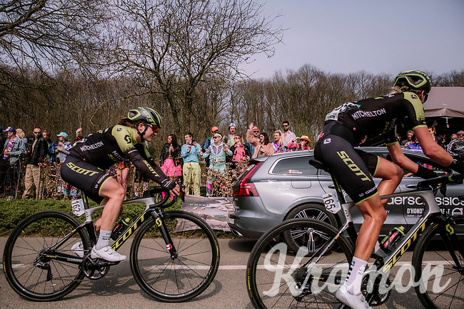 8th Gent-Wevelgem In Flanders Fields 2019 <br /> Elite Womens Race (1.WWT)<br /> <br /> One day race from Ypres (Ieper) to Wevelgem (BEL/137km)<br /> ©JojoHarper for Kramon